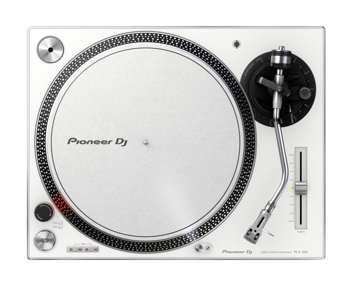 Pioneer PLX-500 (White)