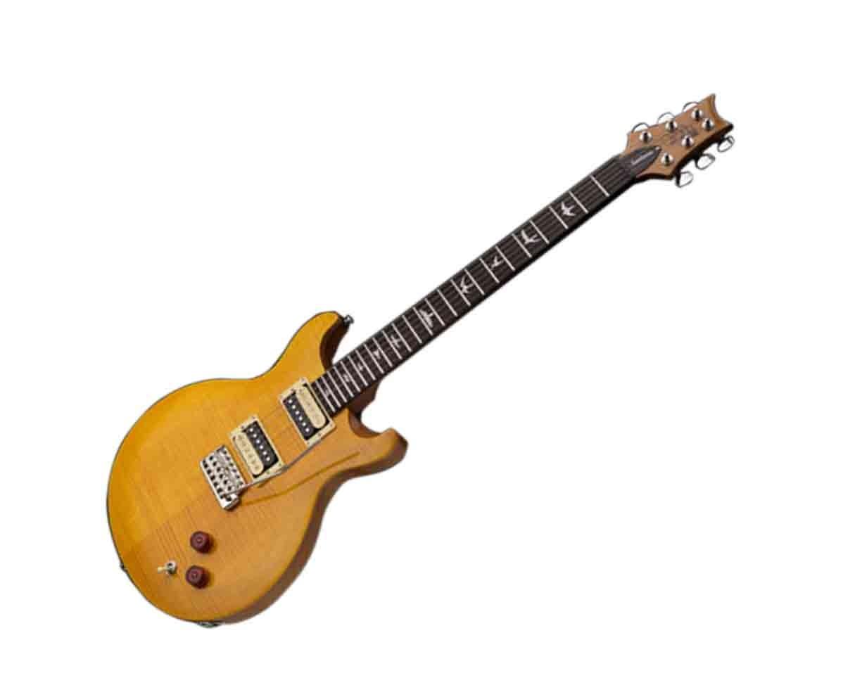 PRS SE Santana Electric Guitar - Santana Yellow