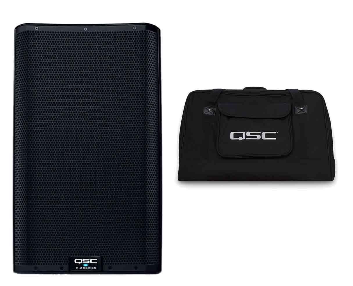 QSC K12.2 + Bag