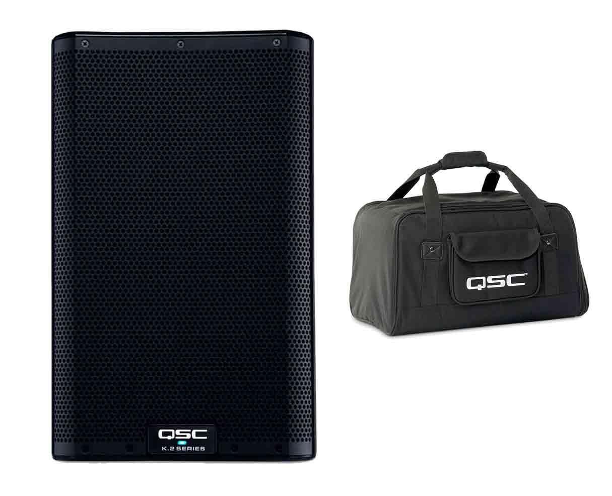 QSC K8.2 + Bag