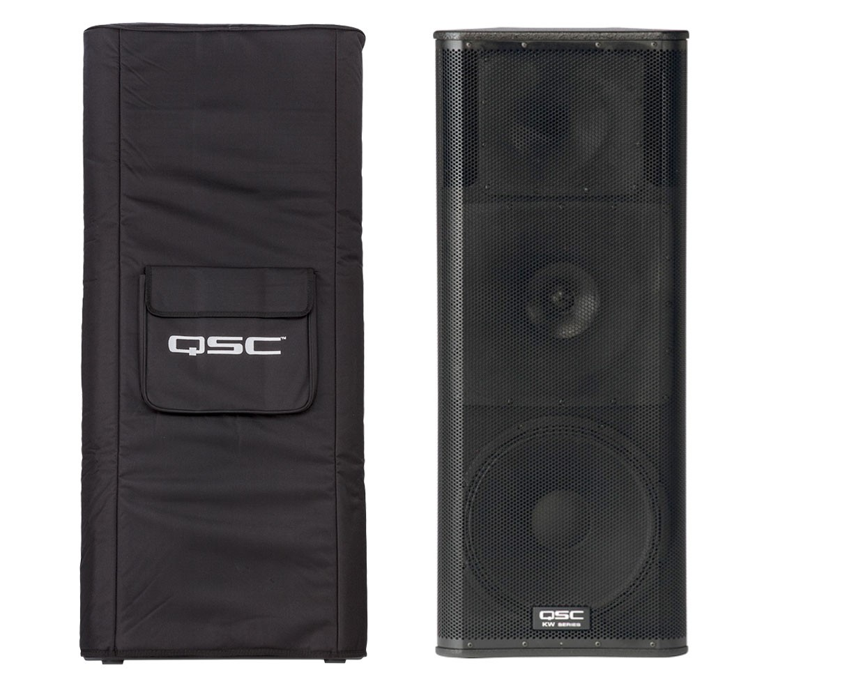 QSC KW153 + Cover