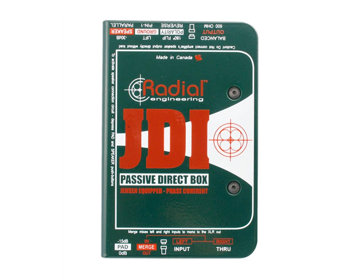 Radial JDI