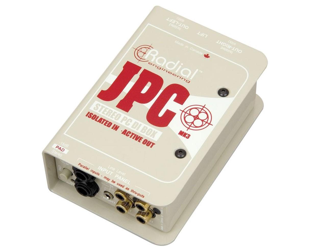 Radial JPC (Used - Customer Return)