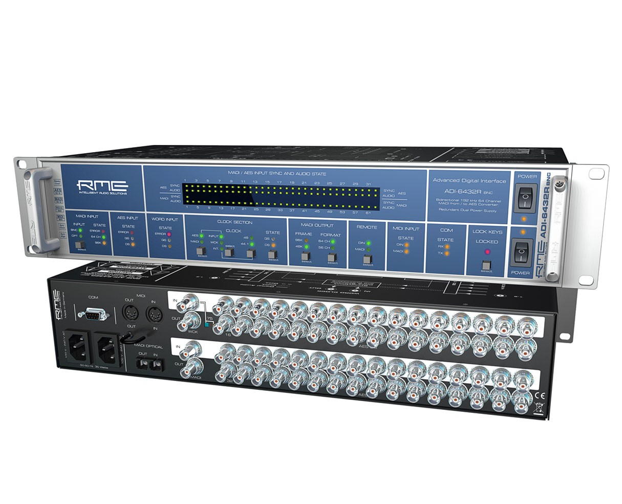 RME ADI 6432 R BNC - Single Mode