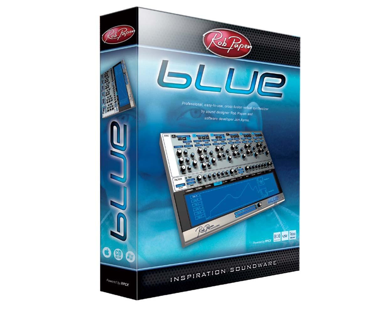 Rob Papen Blue