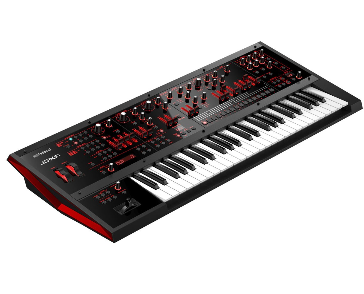 Roland JD-XA Advanced Analog/Digital Crossover Synthesizer (Used)