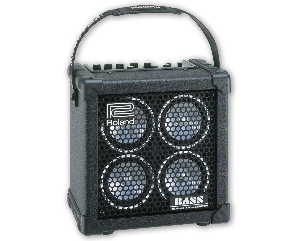 Micro Cube Bass RX - Angle