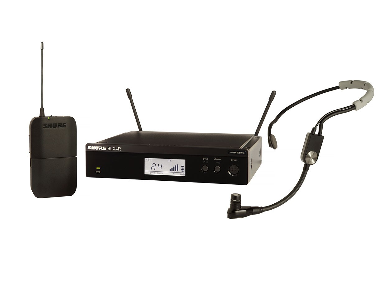 Shure BLX14R/SM35 (Band H10)