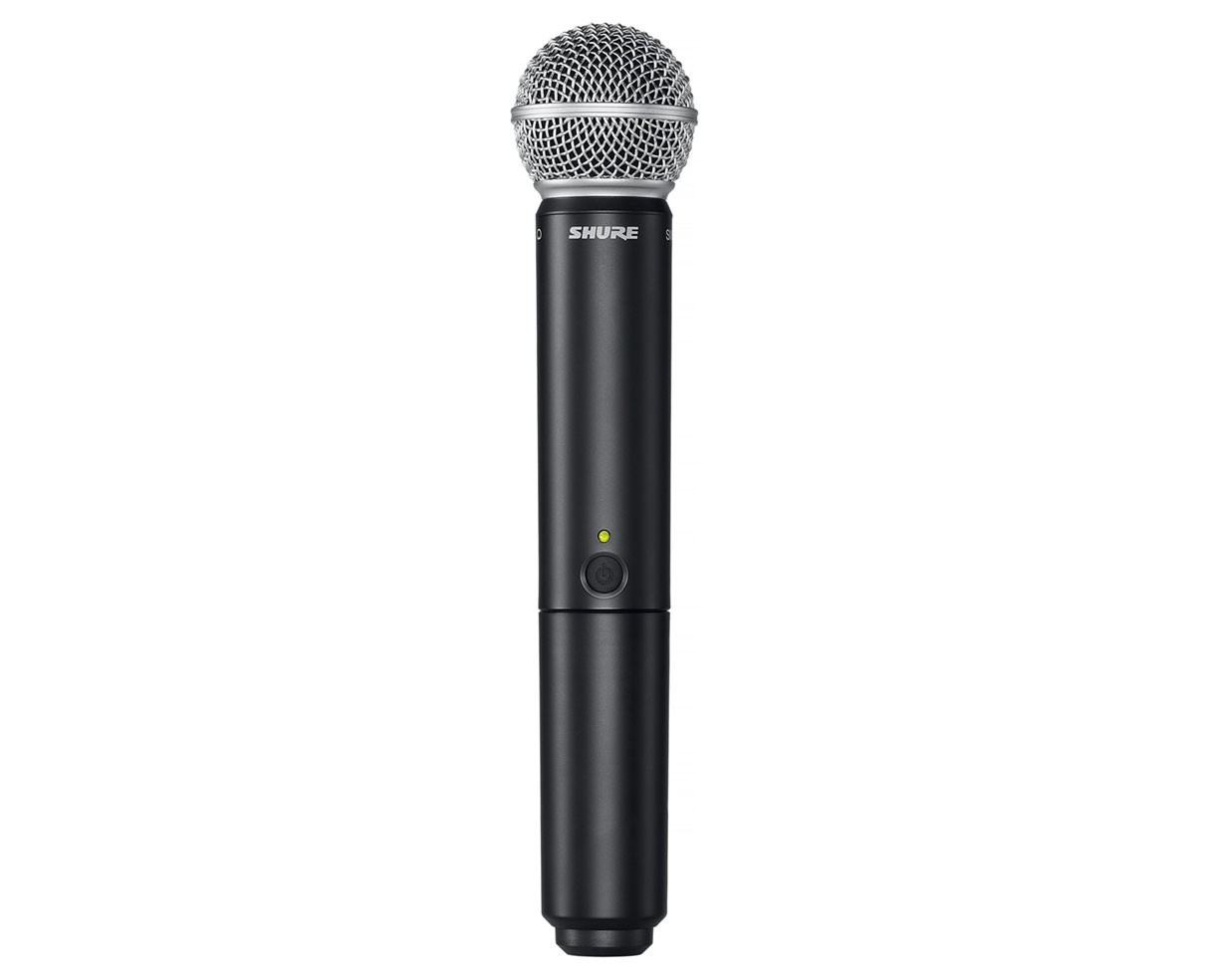 Shure BLX2/SM58 (Band H10)