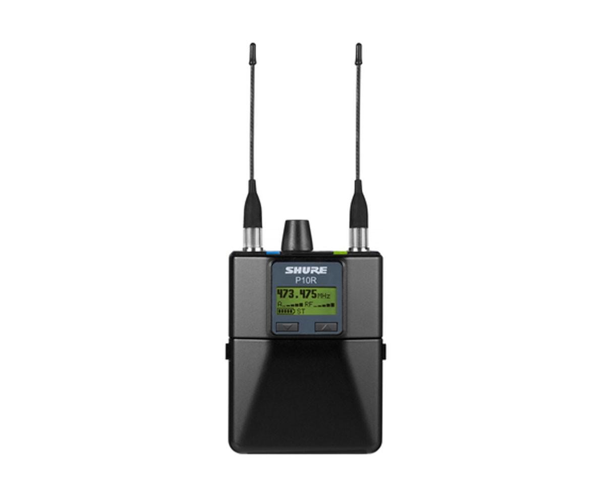 Shure P10R (Band G10)