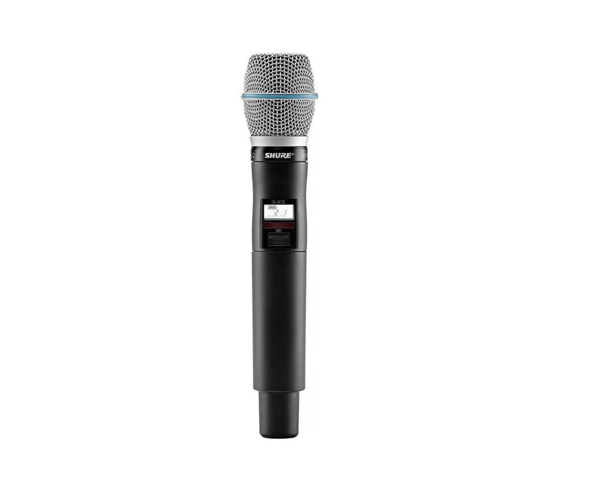 Shure QLXD2/BETA87C (Band V50)