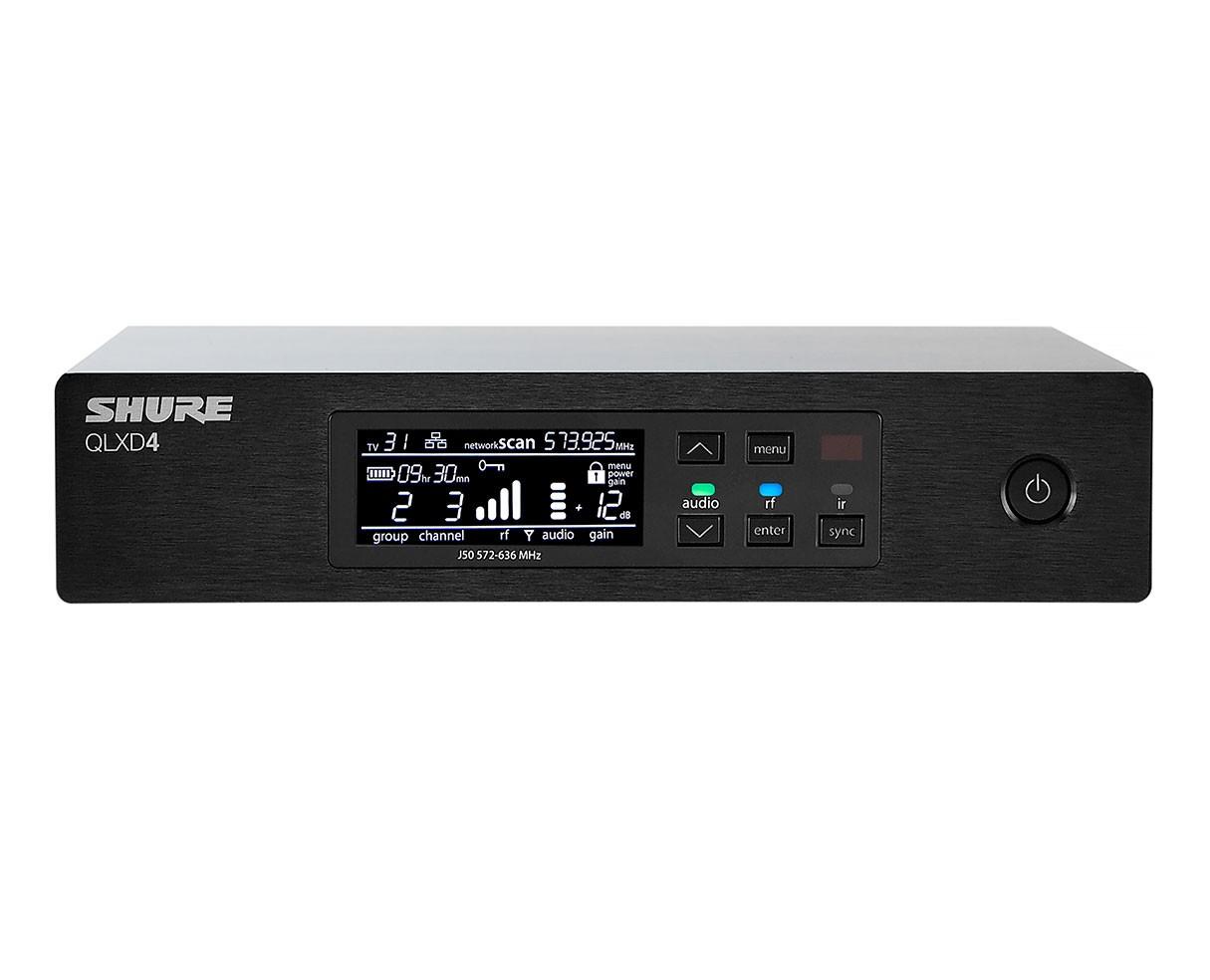 Shure QLXD4 (Band H50)