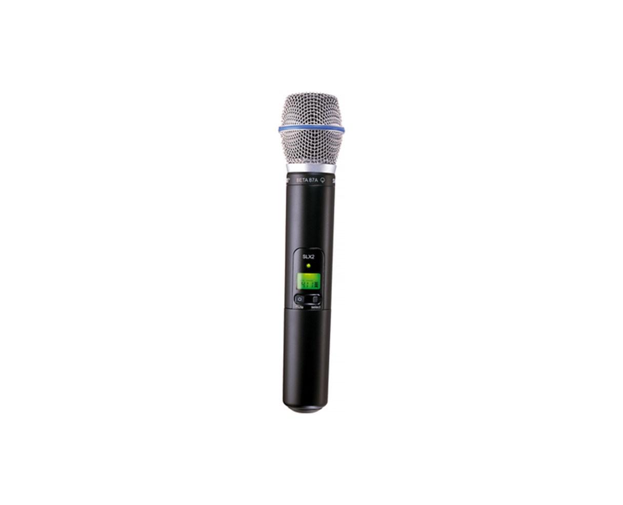 Shure SLX2/BETA87A (Band H19)