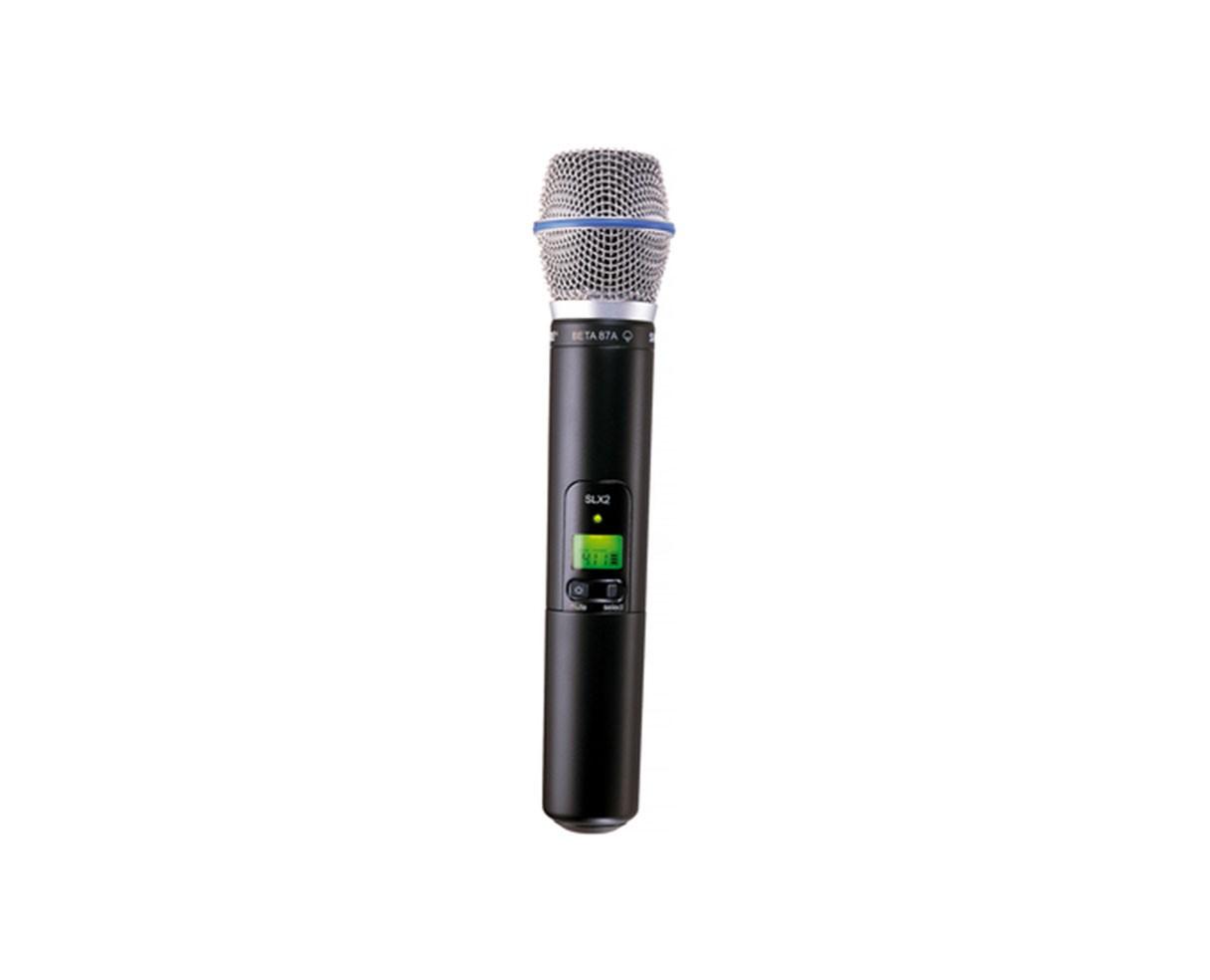 Shure SLX2/BETA87A (Band H5)