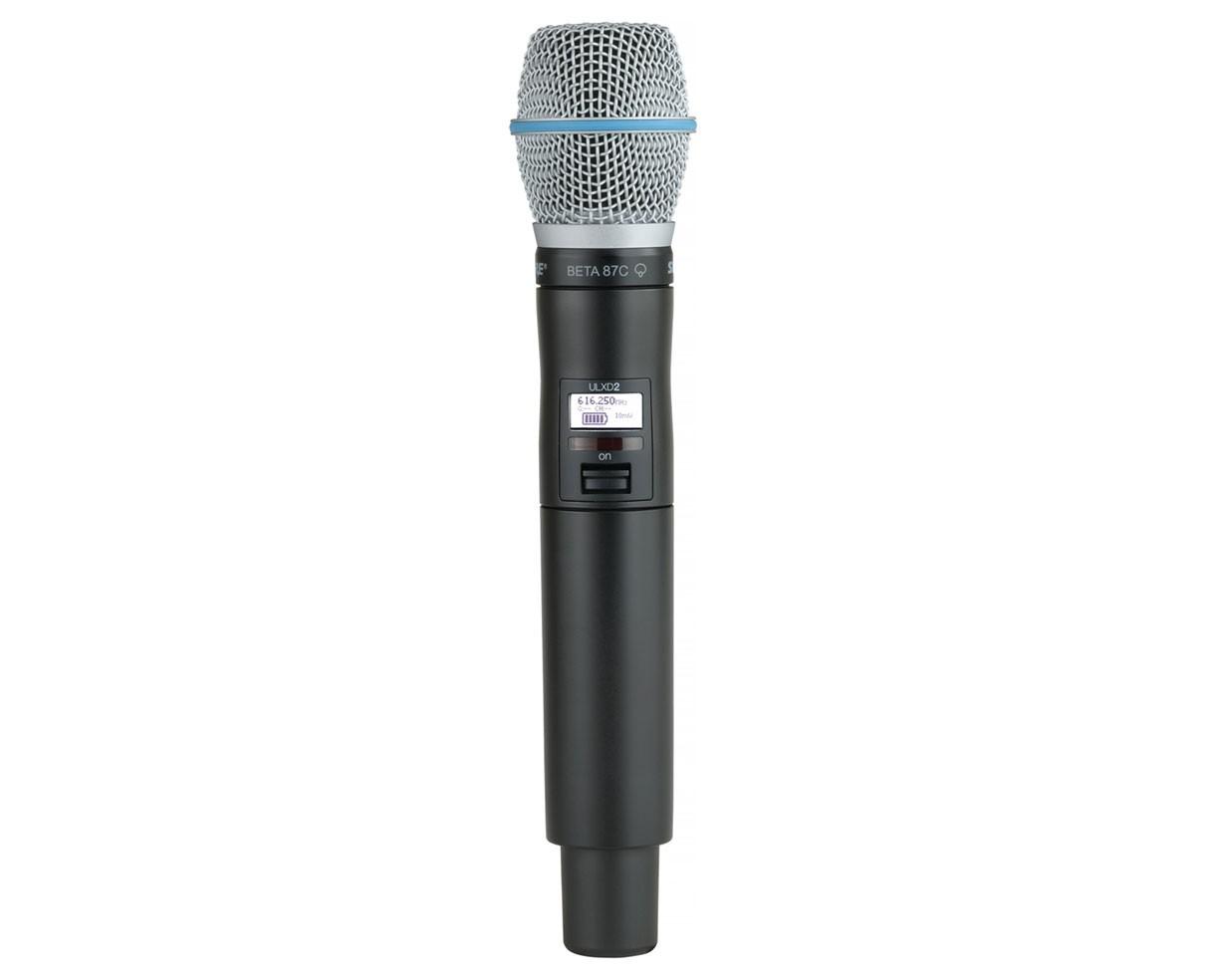 Shure ULXD2/B87C (Band G50)