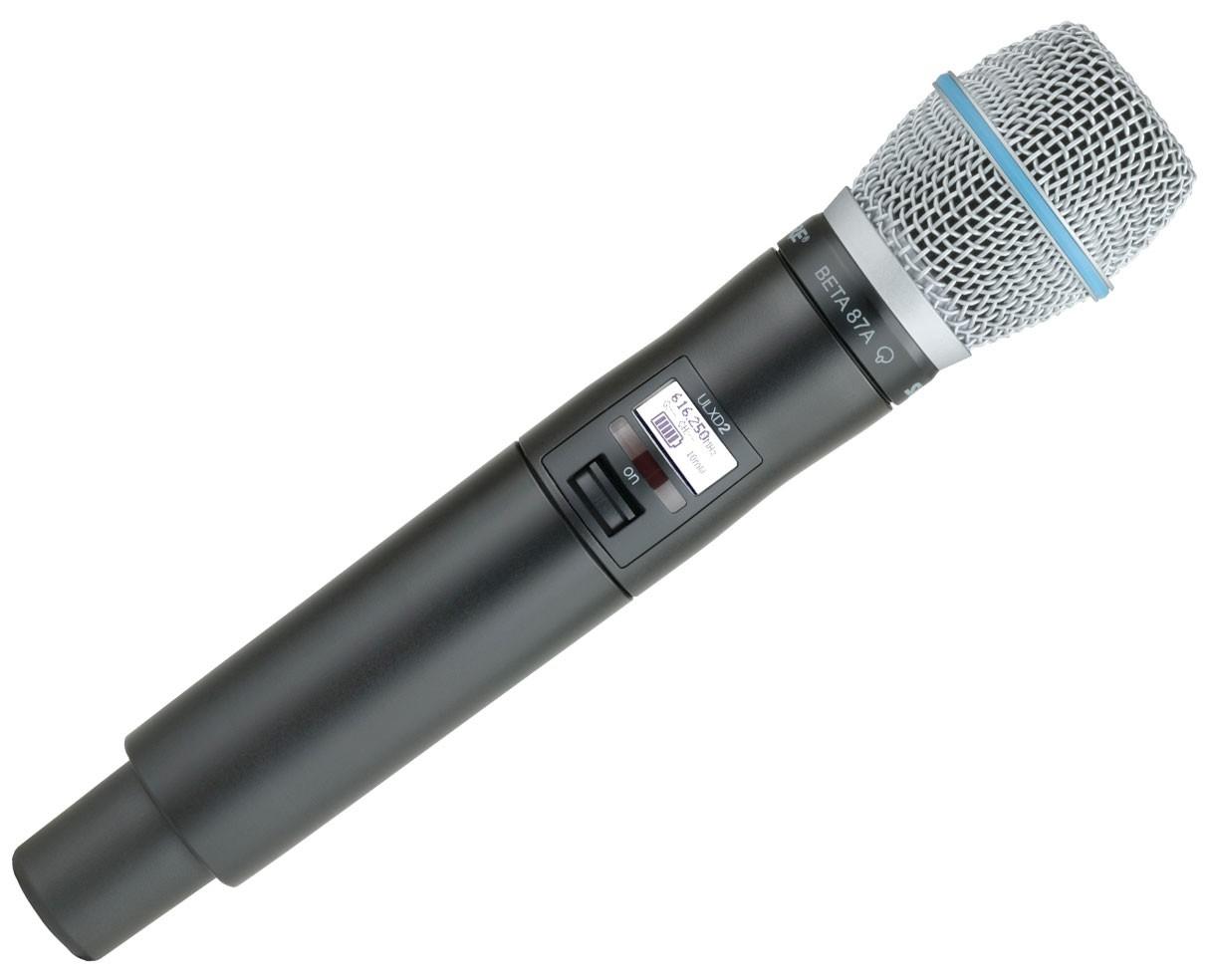 Shure ULXD2/B87A (Band G50)