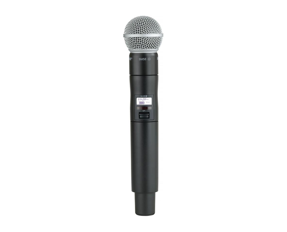 Shure ULXD2/SM58 (Band G50)