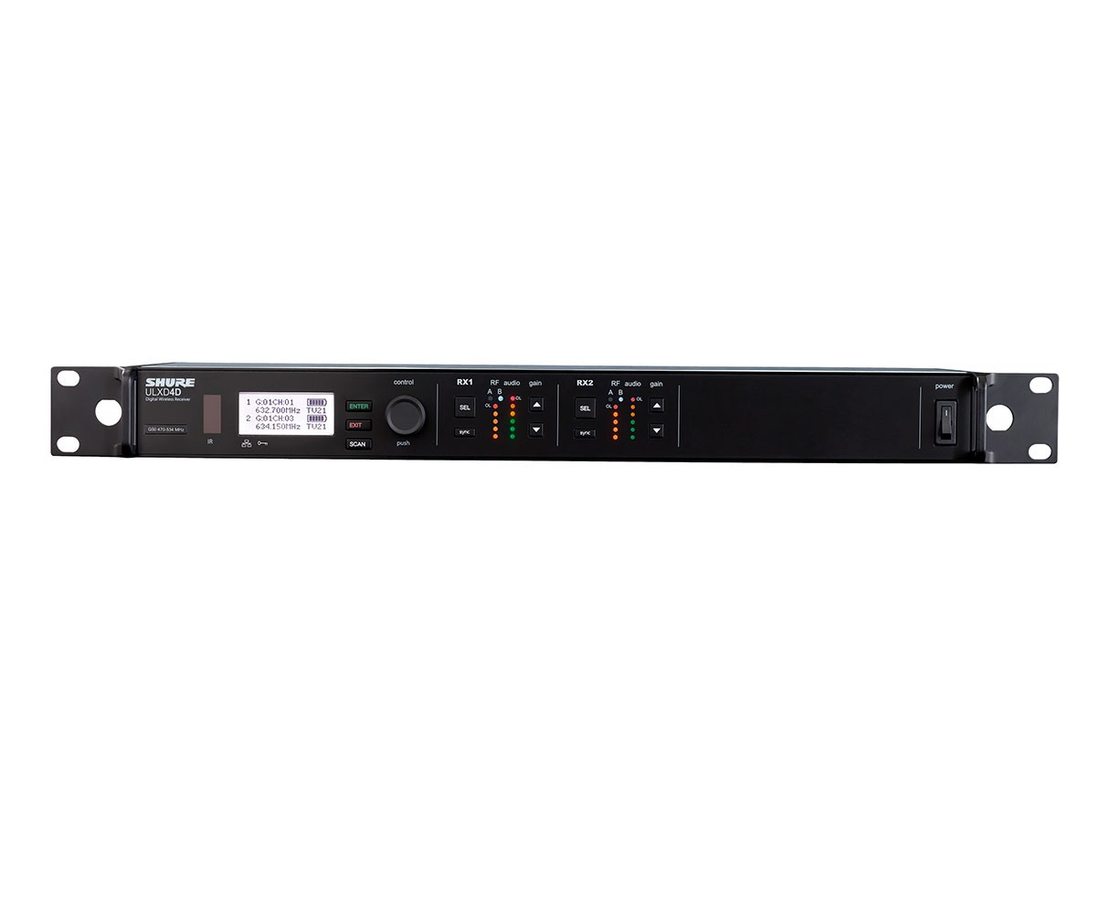 Shure ULXD4D (Band H50)