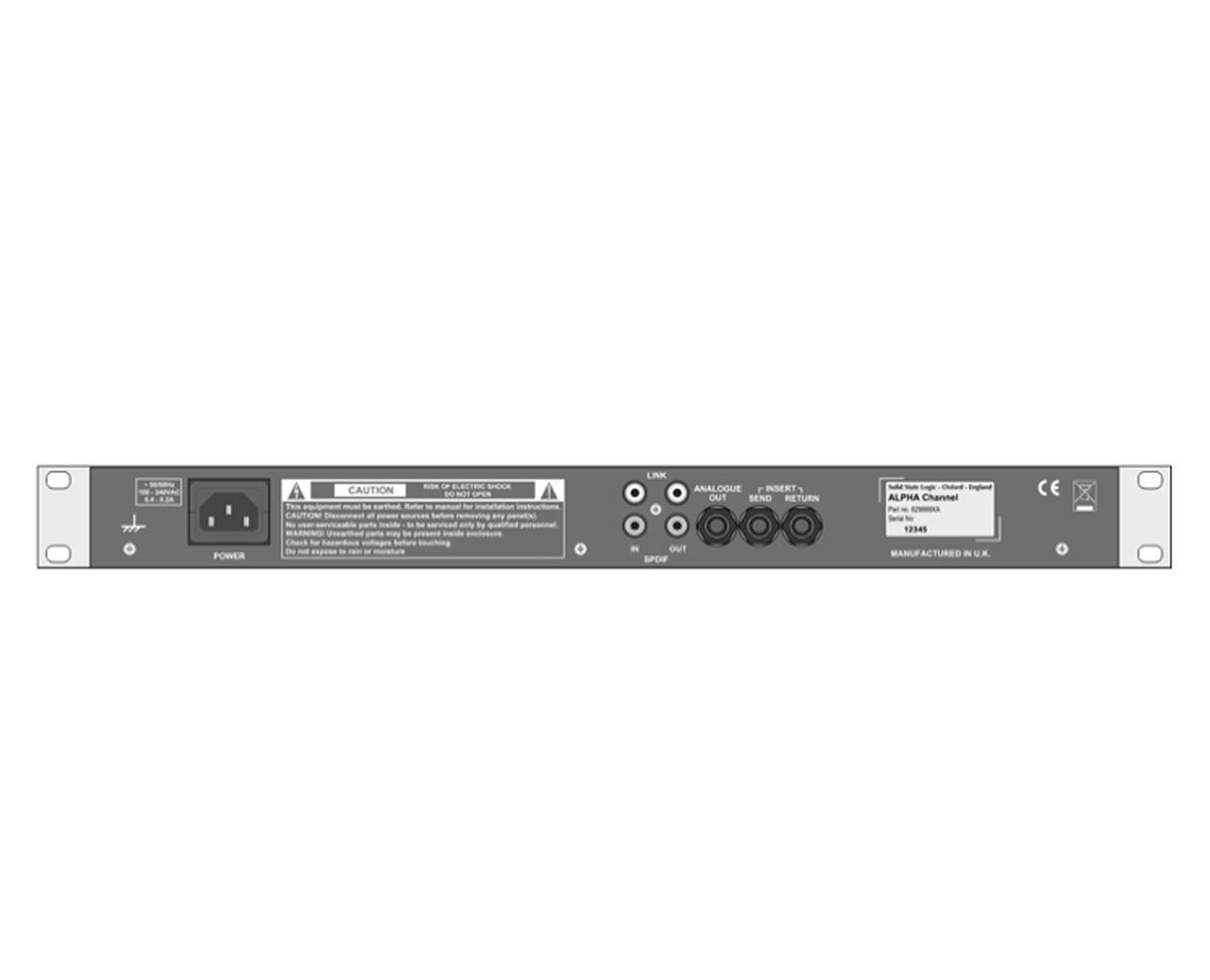 Solid State Logic Alpha Channel & Duende Native Essentials Bundle