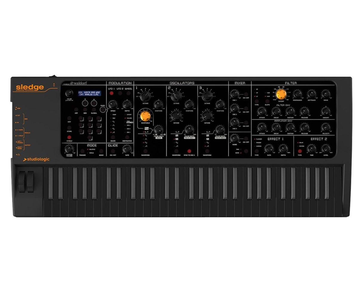 StudioLogic Sledge 2.0 61-Key Piano Black