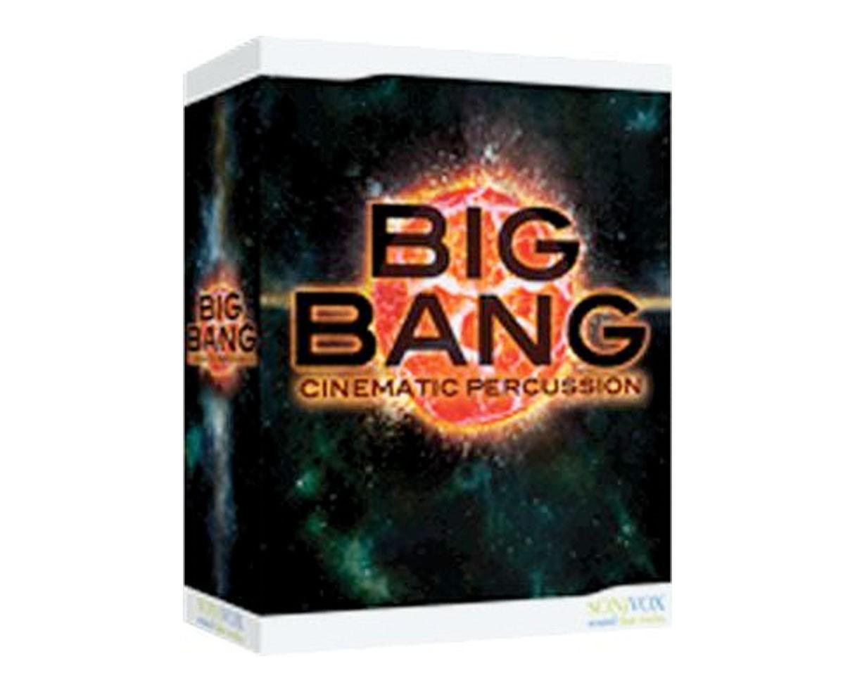 SONiVOX Big Bang - Cinematic Percussion