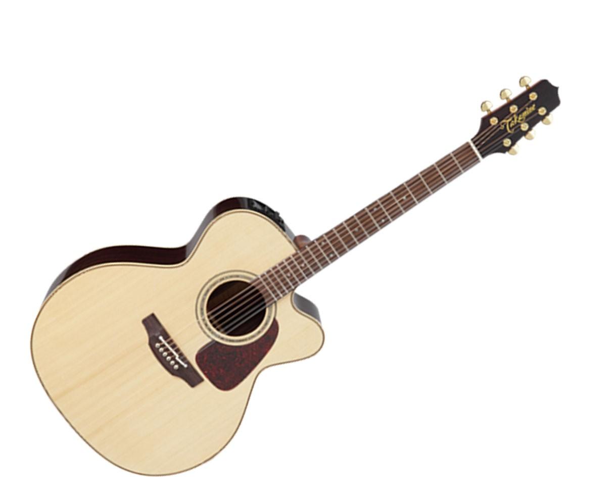 Takamine P5JC 6 String Acoustic / Electric Guitar Jumbo Cutaway