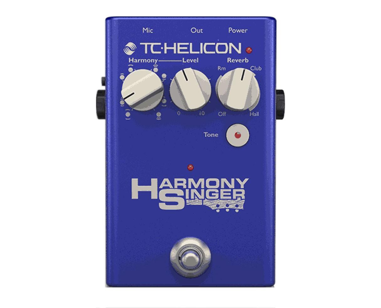 TC Helicon Harmony Singer 2