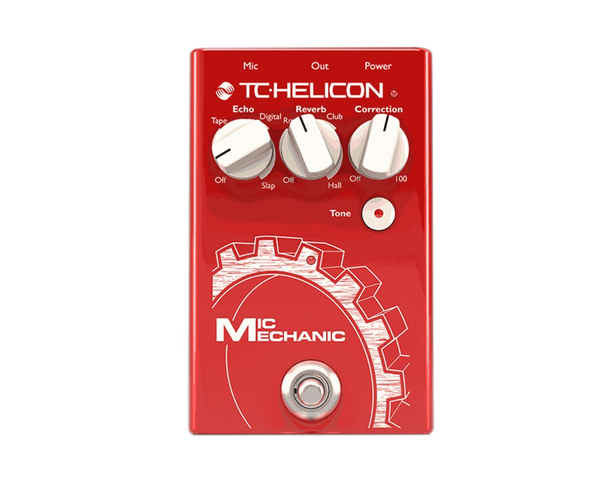 TC Helicon Mic Mechanic 2 - Used
