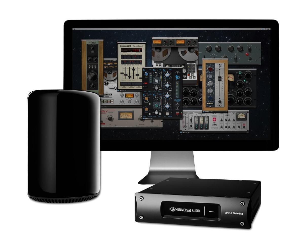 Universal Audio UAD 2 Quad Satellite Thunderbolt