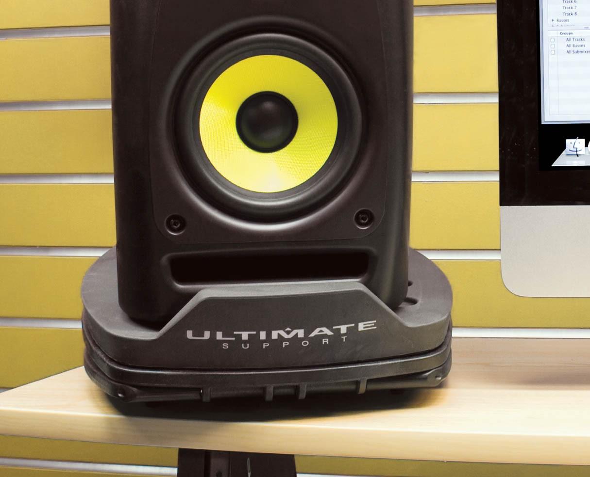 Ultimate Support MS-80B Desktop Studio Monitor Stands
