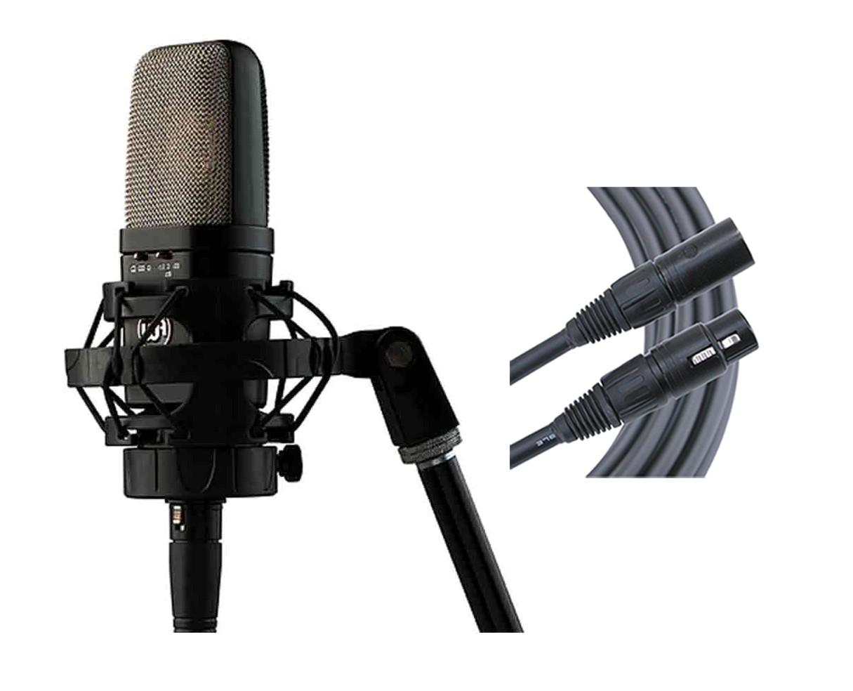 Warm Audio WA-14 + Mogami Cable