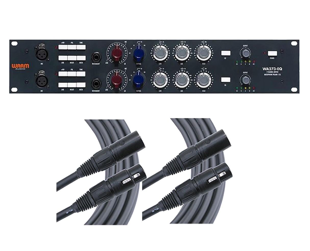 Warm Audio WA273-EQ + Mogami Cable