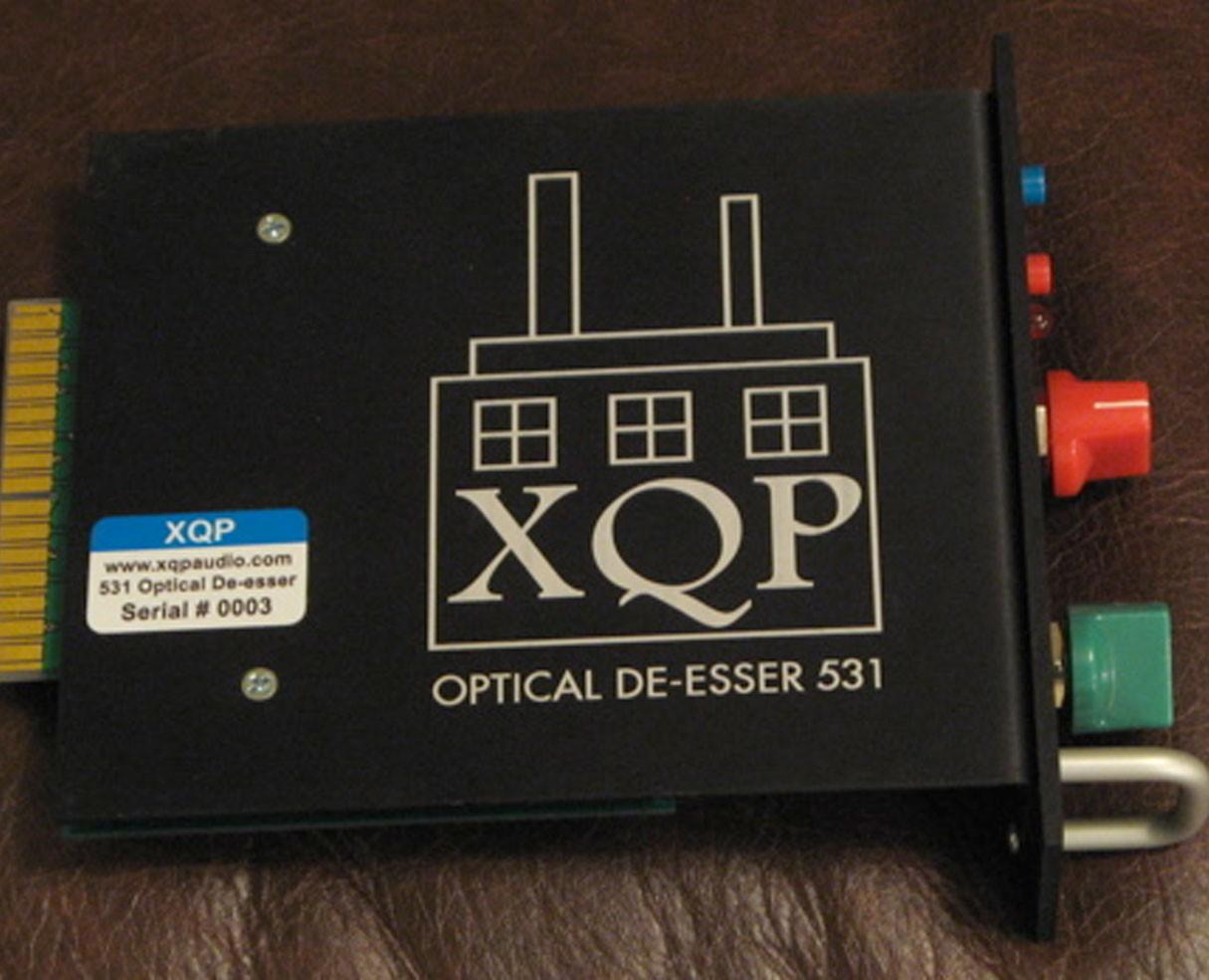 XQP 531 Optical De-esser