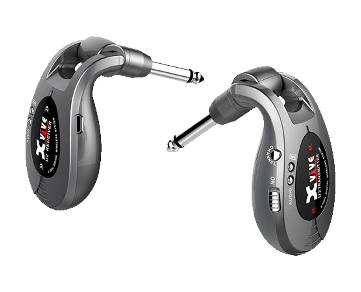 XVive Guitar Wireless System Grey