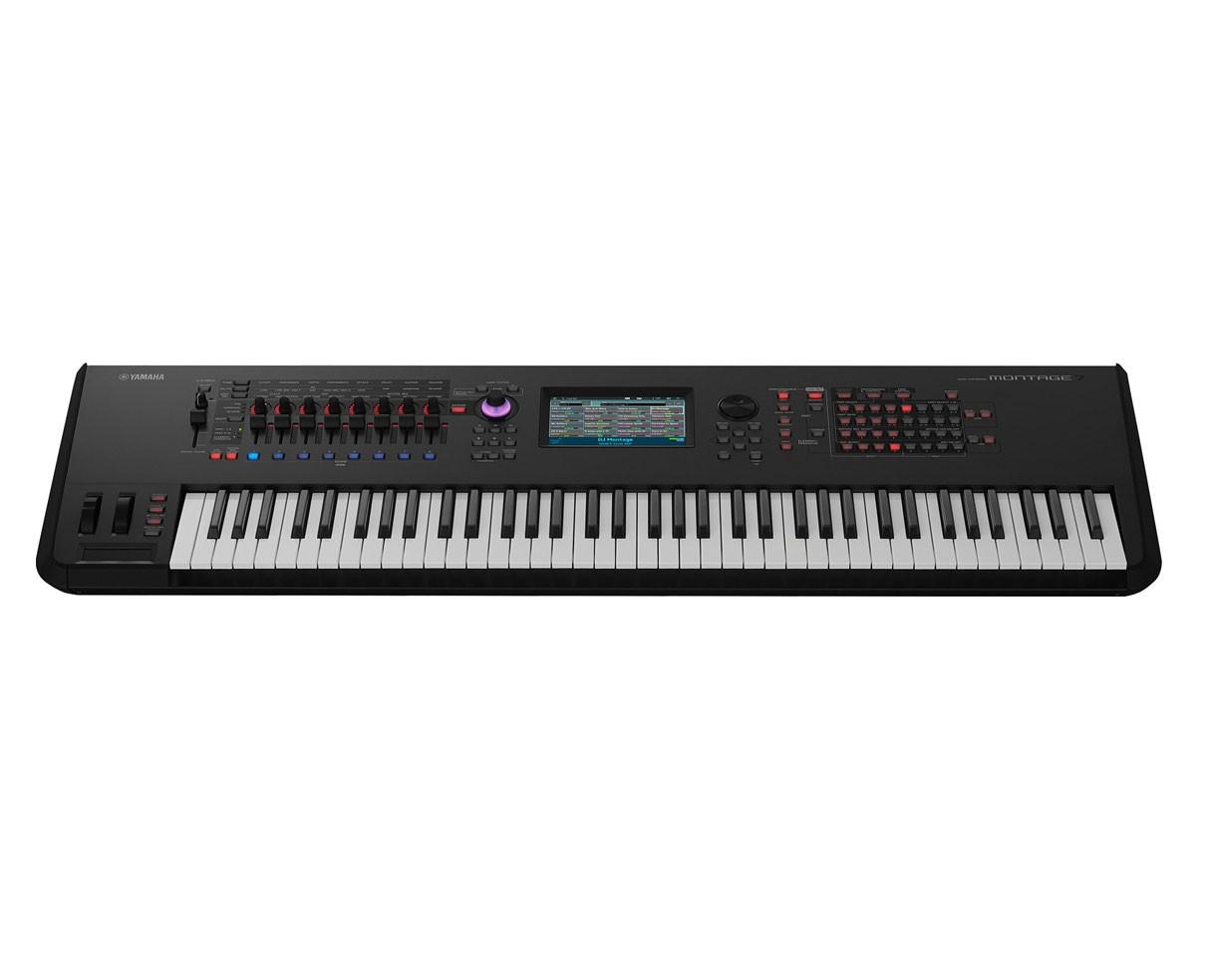 Yamaha Montage 7 (FREE HS5 Studio Monitor Pair)