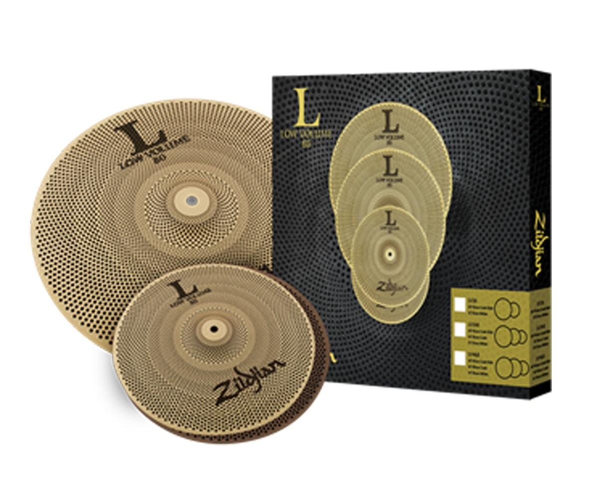 Zildjian L80 Low Volume 38 Cymbal Box Set