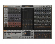u-He Zebra2 Additive, Freehand, Spline-Based Synth (ProAudioStar.com)