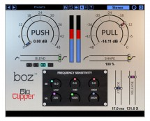 Boz Digital Big Clipper Hybrid Clipper/Limiter Plugin (Proaudiostar.com)