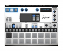 ARTURIA Spark2 software (Proaudiostar.com)