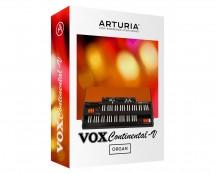 ARTURIA License Vox Continental V2 Organ (Proaudiostar.com)