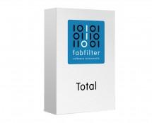 FabFilter Total Bundle Contains 13 Plug-Ins (Proaudiostar.com)