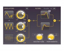 FabFilter Twin 2 3-Osc PWM Synth with 1,600 Snds and FX (Proaudiostar.com)