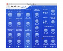 FabFilter One 10-Voice Subtractive Synth with 100 Snds (Proaudiostar.com)