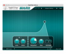 FabFilter Micro Lightweight Filter Plug-In (Proaudiostar.com)