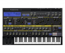 Image Line PoiZone Subtractive Software Synthesizer (Proaudiostar.com)