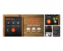 TEK-IT Audio APC Punk Console Square-Wave Chiptune Synthesizer (ProAudioStar.com)