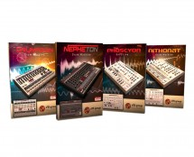 D16 Group Classic Boxes Bundle Roland TB-303 TR-606 TR-808 TR-909 (ProAudioStar.com)