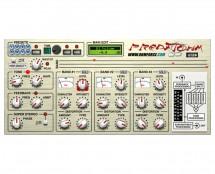 OHM Force Predatohm 3-Band Overdrive Tool (ProAudioStar.com)
