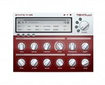 TEK-IT Audio Syntik-DR Electronic Drum Synthesizer (ProAudioStar.com)
