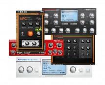 TEK-IT Audio IS Bundle 2 - 8 Inst, 3 Exp, 1100 Sounds (ProAudioStar.com)